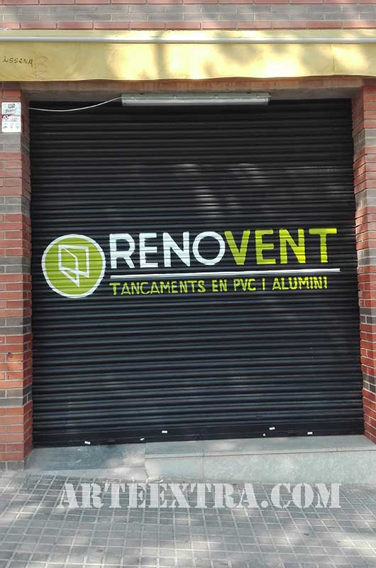 RENOVENT Tancaments en PVC i alumini · Sabadell