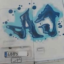 Camioneta-pintura-graffit-barcelona-decoracion