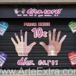 DIEZ EUROS · Eixample Dreta · Barcelona