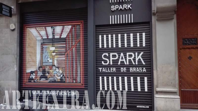 BRASERÍA SPARK · Eixample · Barcelona