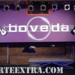 Mural decorativo en graffiti Discoteca Boveda Poblenou Barcelona - ArteExtra