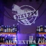 Mural decorativo en graffiti Discoteca Dixi724 Poblenou Barcelona - ArteExtra