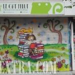 EL GAT PELUT Llibreria infantil · Les Corts · Barcelona
