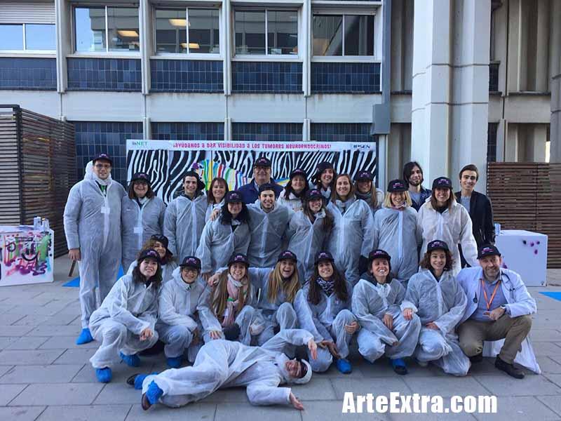 Teambuilding graffiti ArteExtra Barcelona taller - 1