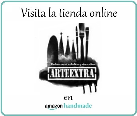 Tienda online ArteExtra en Amazon