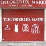TINTORERIES MARFIL · El Fort Pienc · Barcelona