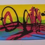arteextra pintura mural naranja 17