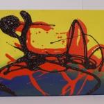 arteextra pintura mural naranja 5