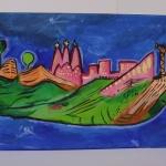 arteextra pintura mural naranja 6