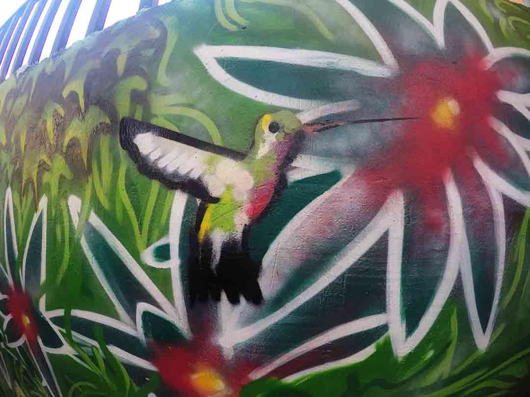 graffiti decorativo