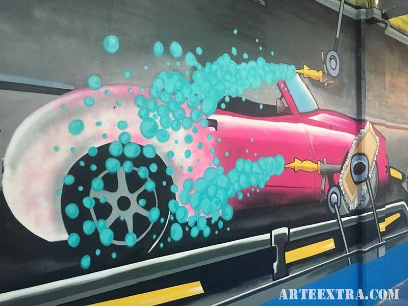 graffiti-mural-barcelona-decoracion-profesional-coche-arteextra