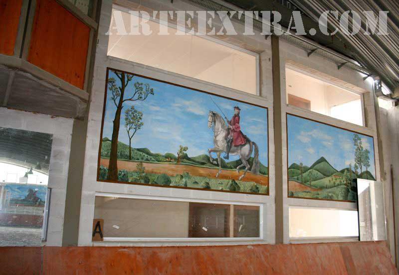 hipica_barcelona_murales_pintura_exterior_arte_extra