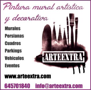 servicios en pintura arteextra