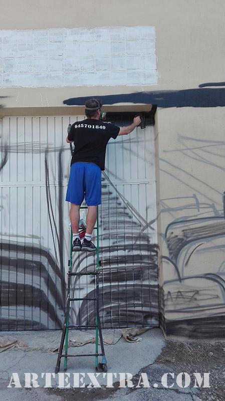 mural graffiti oliana