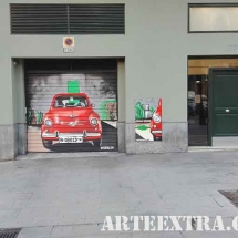 mural-parking-graffiti-profesional-barcelona-arteextra