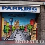 Parking Pirineu · Eixample · Barcelona