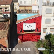 mural pintura cinema oliana grafiti