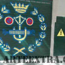 parking_comunidad_puerta_graffiti_barcelona