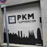 PKM Iluminación · Gràcia · Barcelona