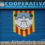 COOPERATIVA SAGRAT COR DE JESÚS · El Bèsos · Barcelona