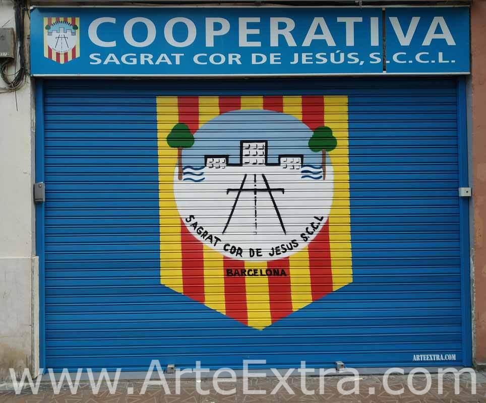 COOPERATIVA SAGRAT COR DE JESÚS · Bèsos · Barcelona
