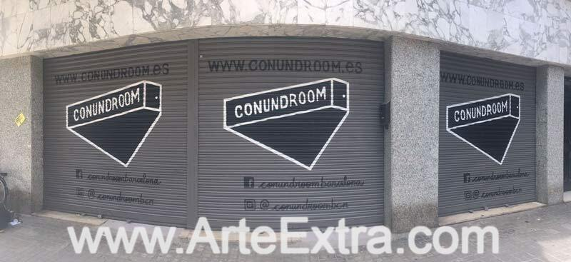 CONUNDROOM Roomscape · Eixample Dreta · Barcelona