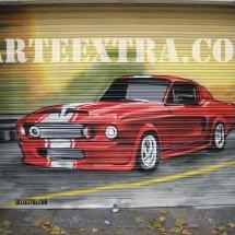 persiana_coche_grafiti_pintura_decoracion_barcelona_arte_extra