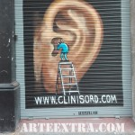 persiana decoracion graffiti pintura