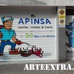 APINSA · Control integral de plagas · Eixample · Barcelona