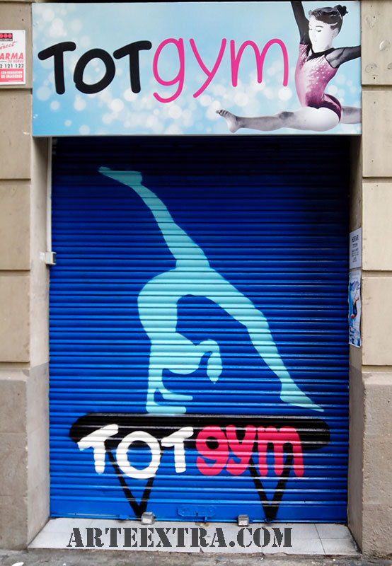 TOT GYM · Esquerra Eixample · Barcelona