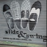 SLIDE & SWING · Gràcia · Barcelona