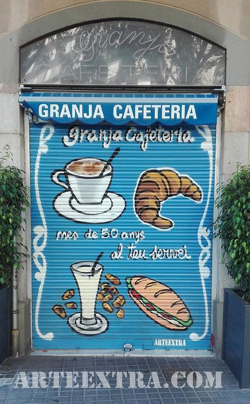 GRANJA CAFETERÍA · Barcelona