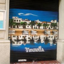 persiana_graffiti_restaurante_eixample