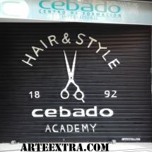 persiana_logo_graffiti_peluqueria_barcelona