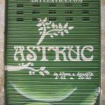 Persiana decorada graffiti tienda decoración en Barcelona por ARTEEXTRA
