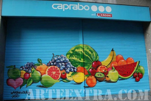 persianagraffiti_supermercat_caprabo_barcelona