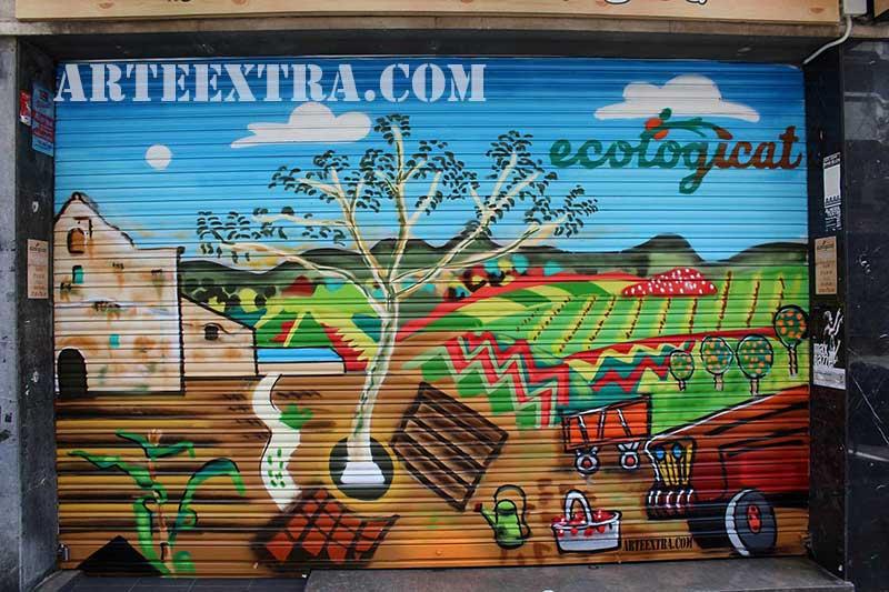 Ecologicat · Gràcia · Barcelona