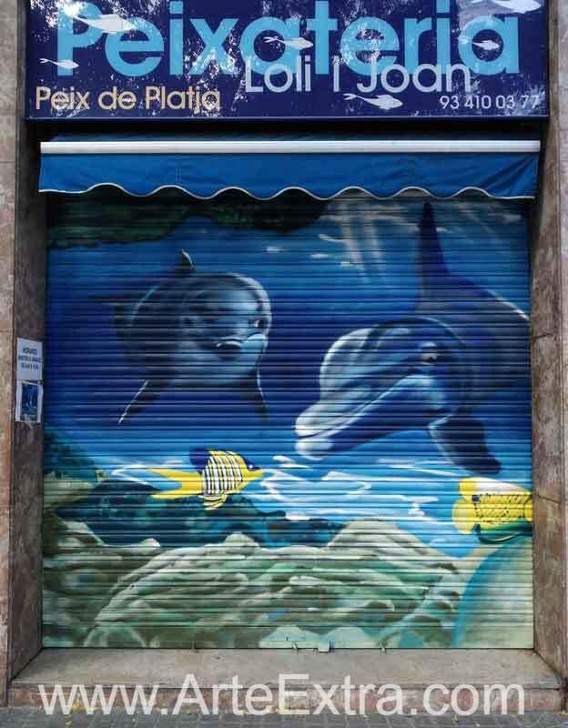 PEIXETERIA LOLI I JOAN · Barcelona