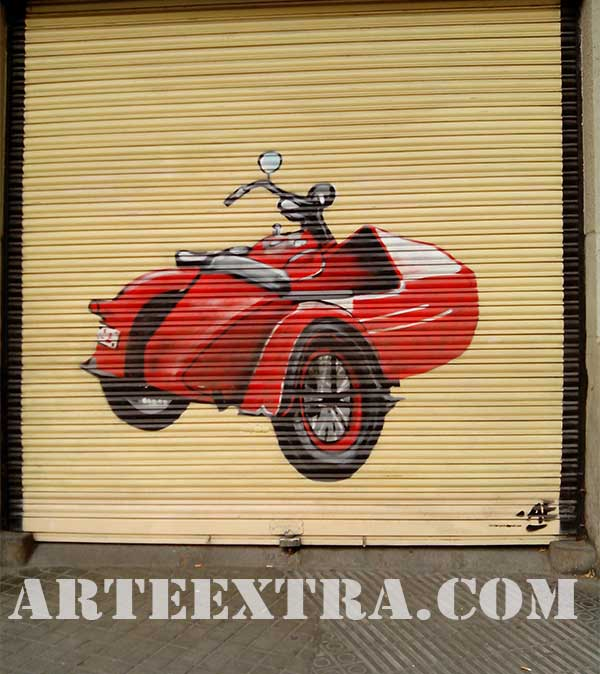 persianas_decoracion_graffiti_motos_barcelona