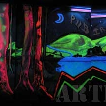 pintura_mural_navarra_arte_extra_discoteca_fluor