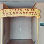 Pintura personalizada tipografía sobre madera para Hotel Vela Barcelona por ARTEEXTRA